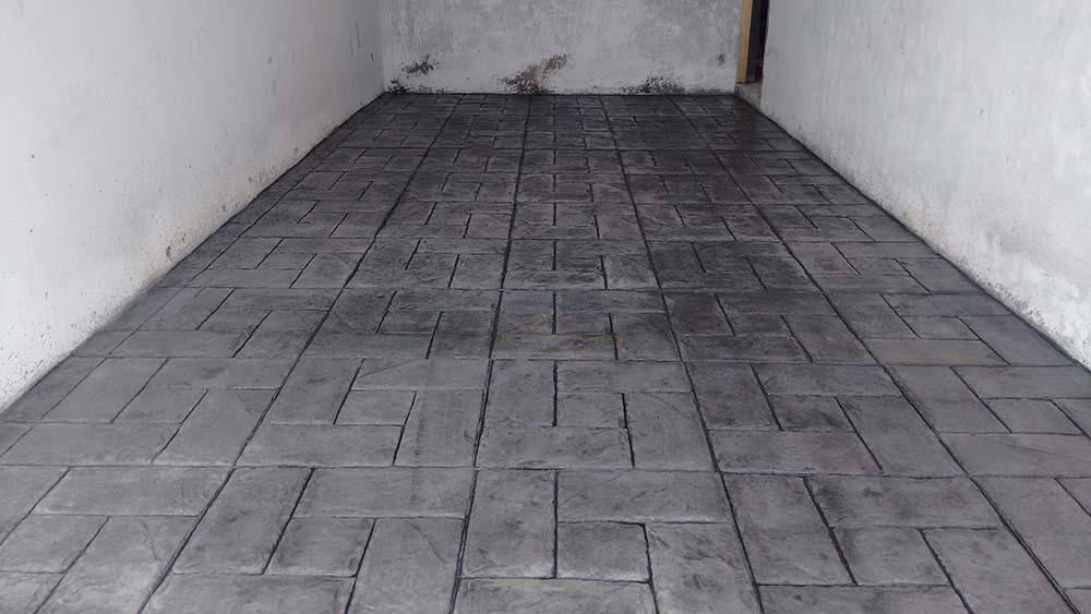 Concreto estampado en queretaro for Cemento pulido precio